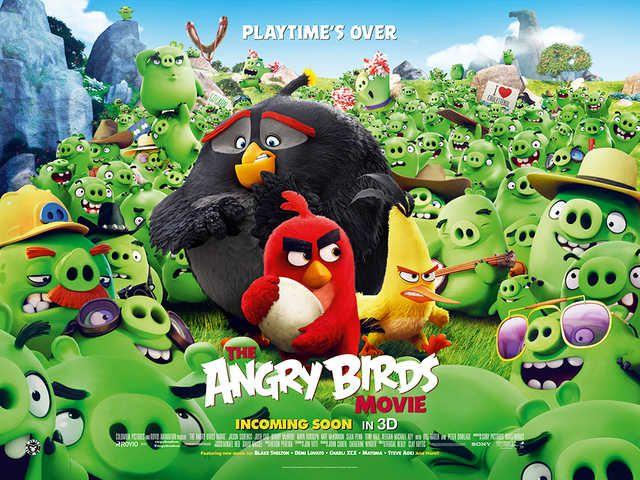 Http Phubb Blogspot Co Uk 2016 07 The Angry Birds Movie Usafin 2016 Html Angry Birds Angry Birds Movie Angry Birds 2016