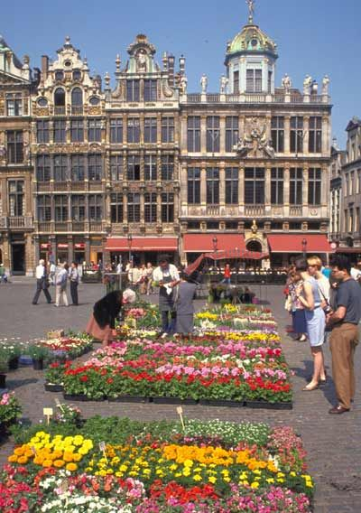 Desde 1998, la Plaza Mayor de Bruselas, la Grand-Place, es uno de los sitios acogidos por la UNESCO en su listado de Patrimonio de la Humanidad: http://salvarpatrimonio.org/patrimonio-mundial/grandplace-bruselas-unesco.html