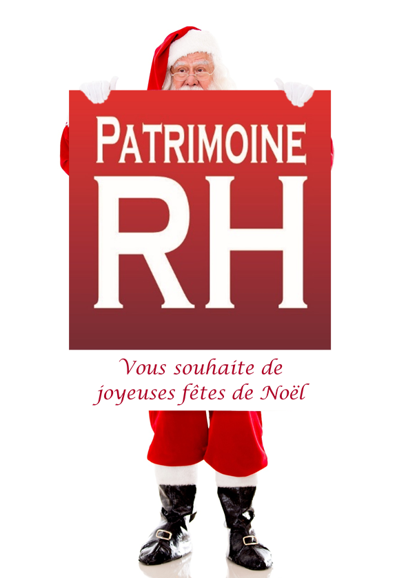 Blog-Patrimoine RH - Patrimoine-RH célèbre ses 5 ans au