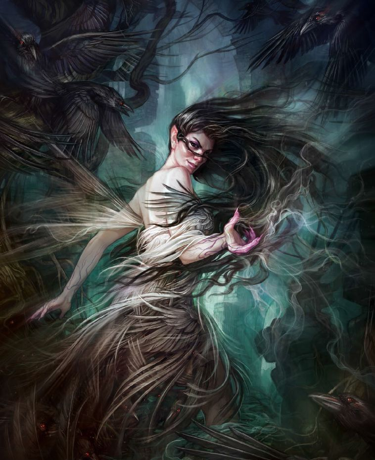 Shadowrun: Court of Shadows Cover art by Alyssa Menold