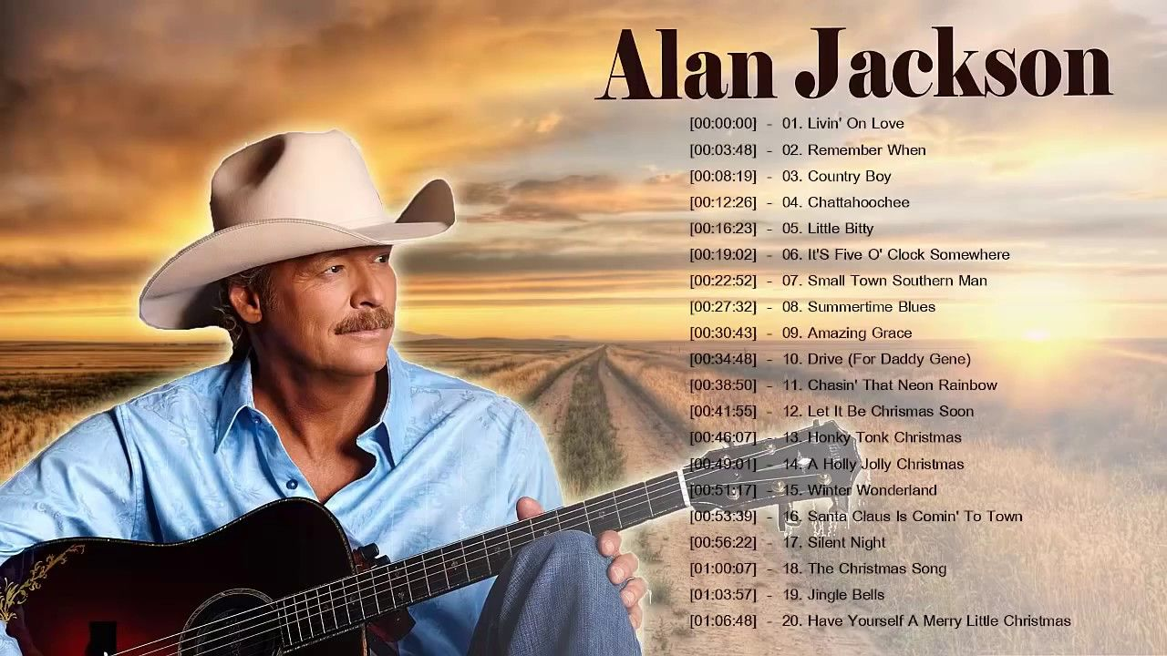 Alan Jackson To Release Precious Memories Volume Ii On March 26th