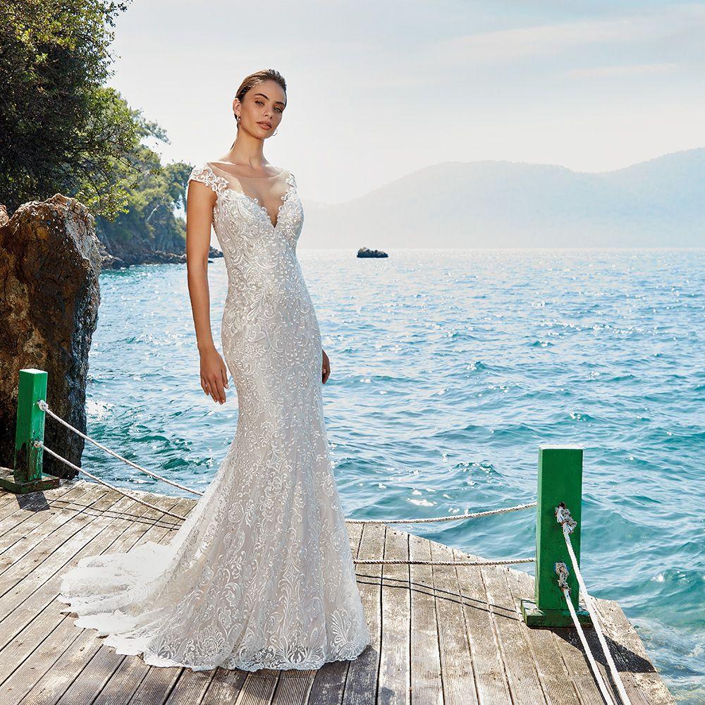 Eddy K. Dreams 2019 Wedding Dresses   Bridal collection, Wedding ...