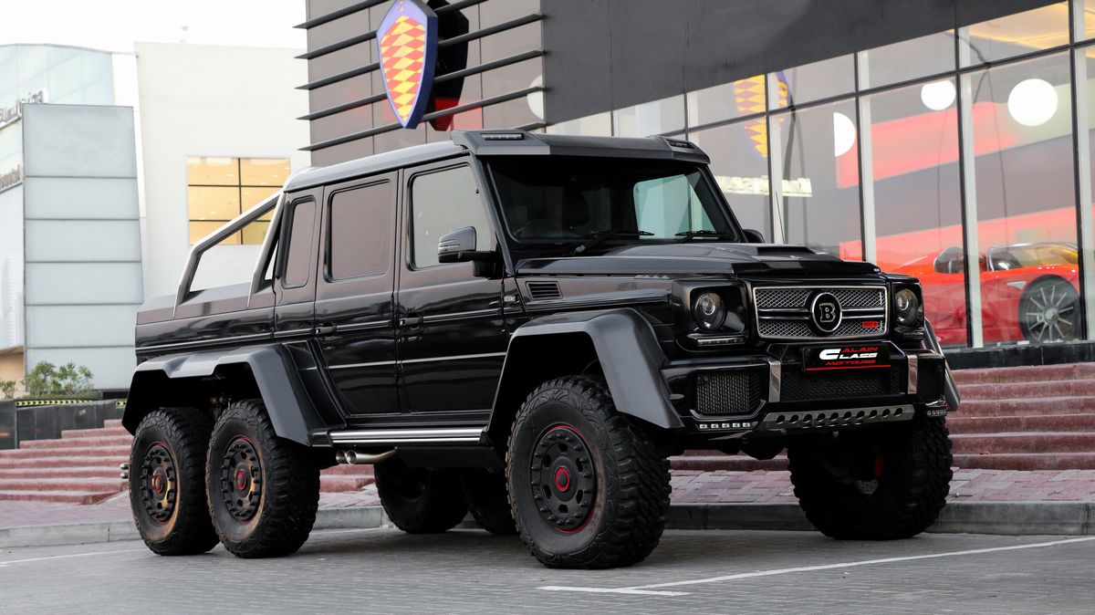 Mercedes Benz G700 Brabus 6 6 Alain Class Motors United Arab Emirates For Sale On Luxurypulse In 2020 Mercedes Benz Mercedes Benz