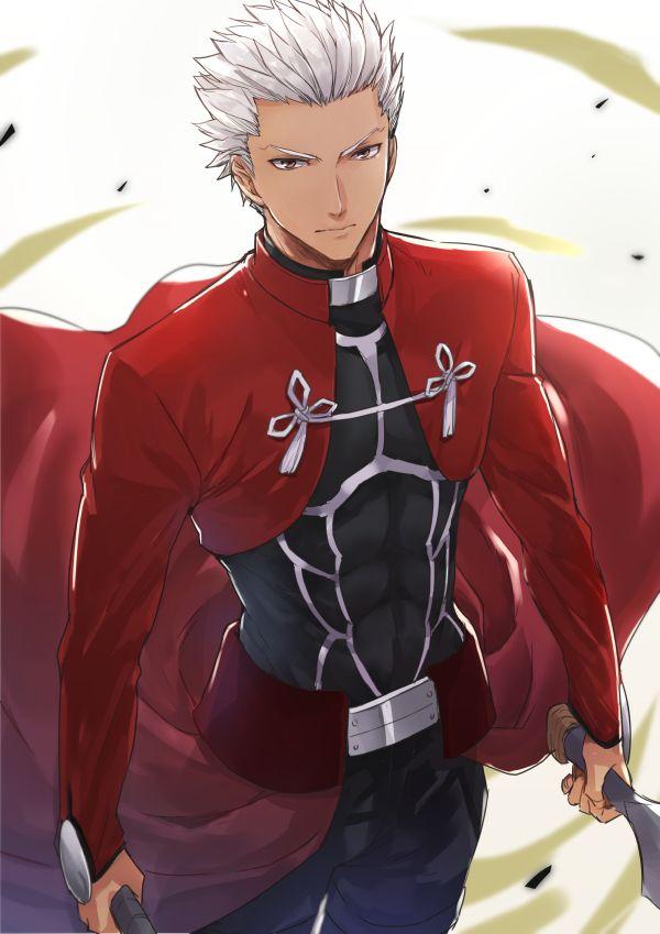 Archer Fate Stay Night : archer, night, Archer【Fate/Stay, Night】, Archer,, Night, Anime,