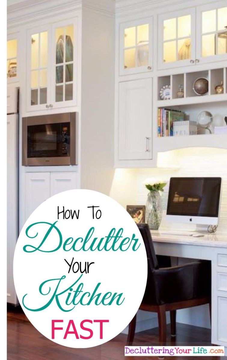 Declutter: 15 Kitchen Items To Throw Away Right Now | Declutter ...