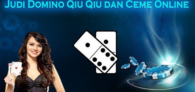 Pelayanan di agen judi domino qq terpercaya merupakan salah satu kepuasan tersendiri dalam bermain di agen judi domino qq online terpercaya.