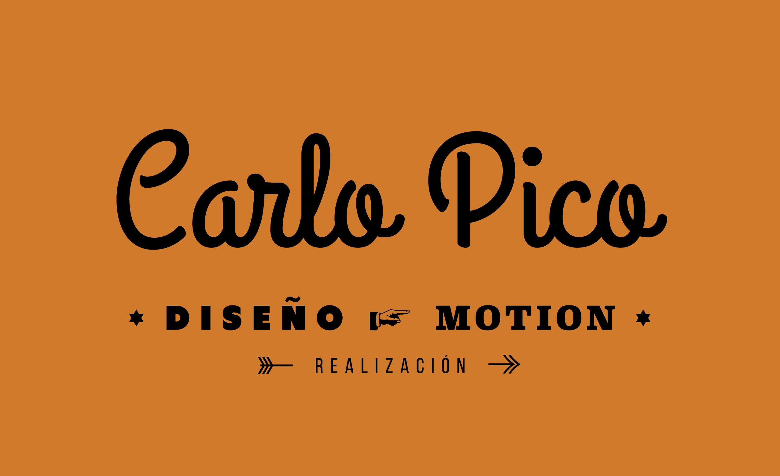 """Project by Carlo Pico from """"Typography That Works: Typographic Composition and Fonts"""""""
