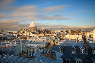 Panthéon, Rooftop of Paris | Flickr - Photo Sharing!