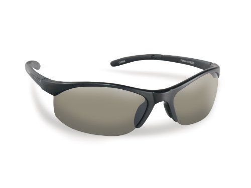 www.somefunoutdoors.com Flying Fisherman Bristol Polarized Sunglasses  (Matte Black Frame ad72d83104cc