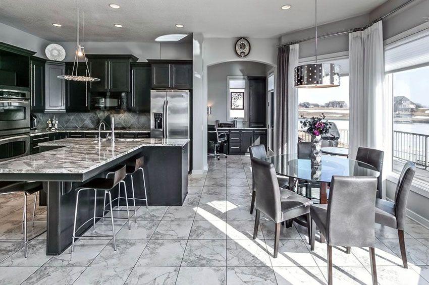 Beautiful Black Kitchen Cabinets Design Ideas Black Kitchen
