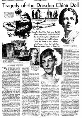 Modesto Bee And News Herald On Newspapers