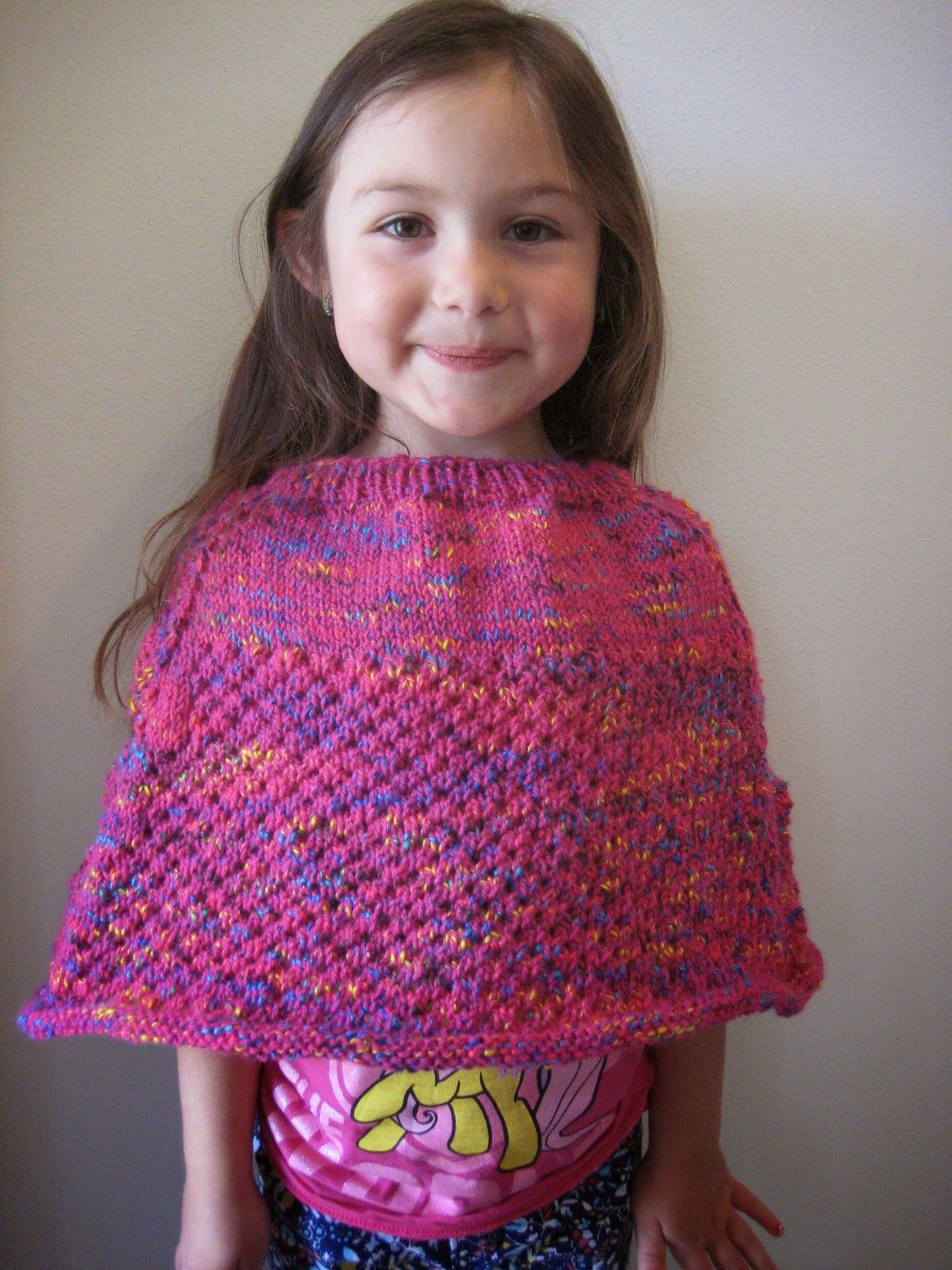 Free knitting patterns free kids knits free poncho pattern free knitting patterns free kids knits free poncho pattern plymouth yarn jelli bankloansurffo Gallery