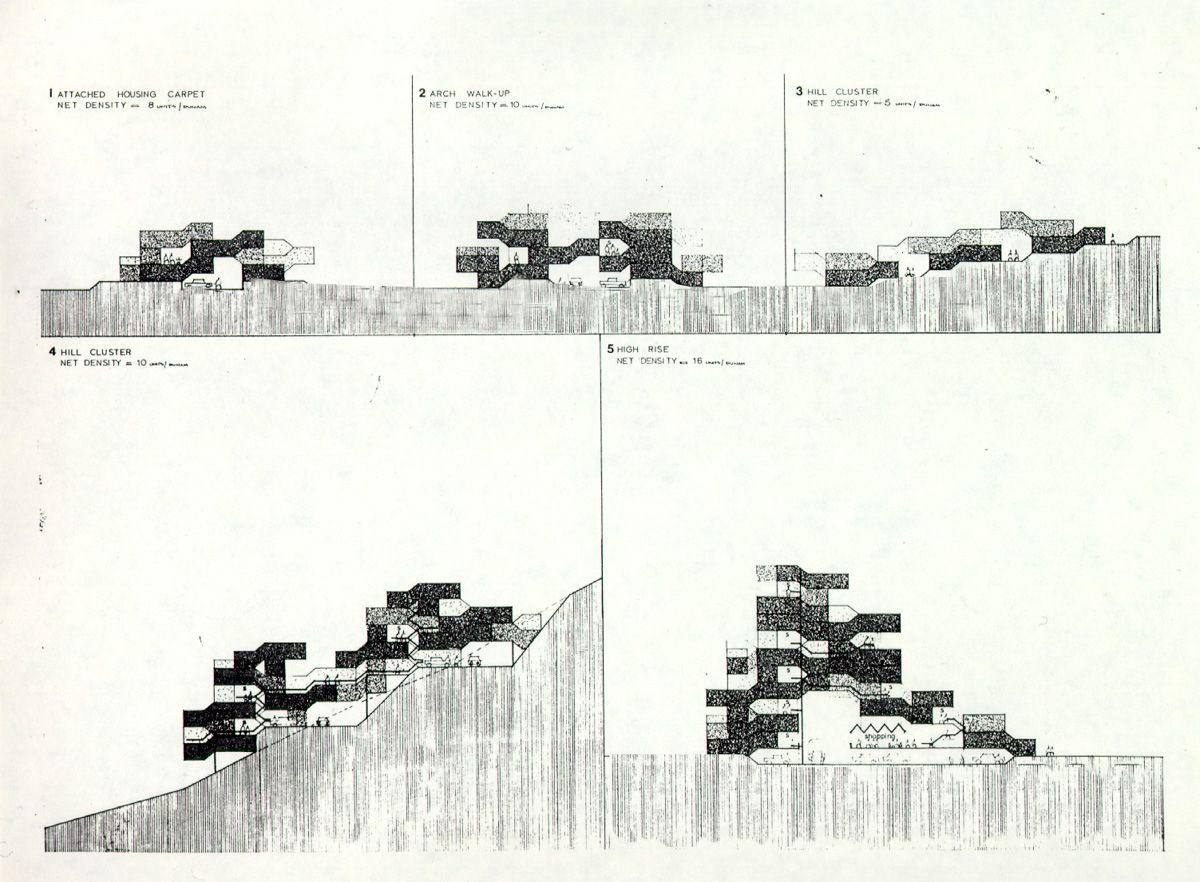 Bilderesultat For Habitat 67 Ground Plan Original Mimari