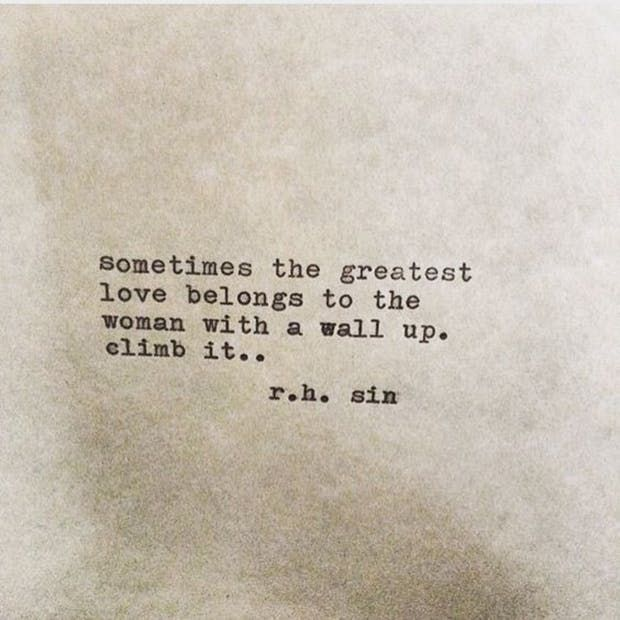 Greatest Love Quotes Amazing 48 Powerful RH Sin Quotes To Remind You How Strong You Really Are