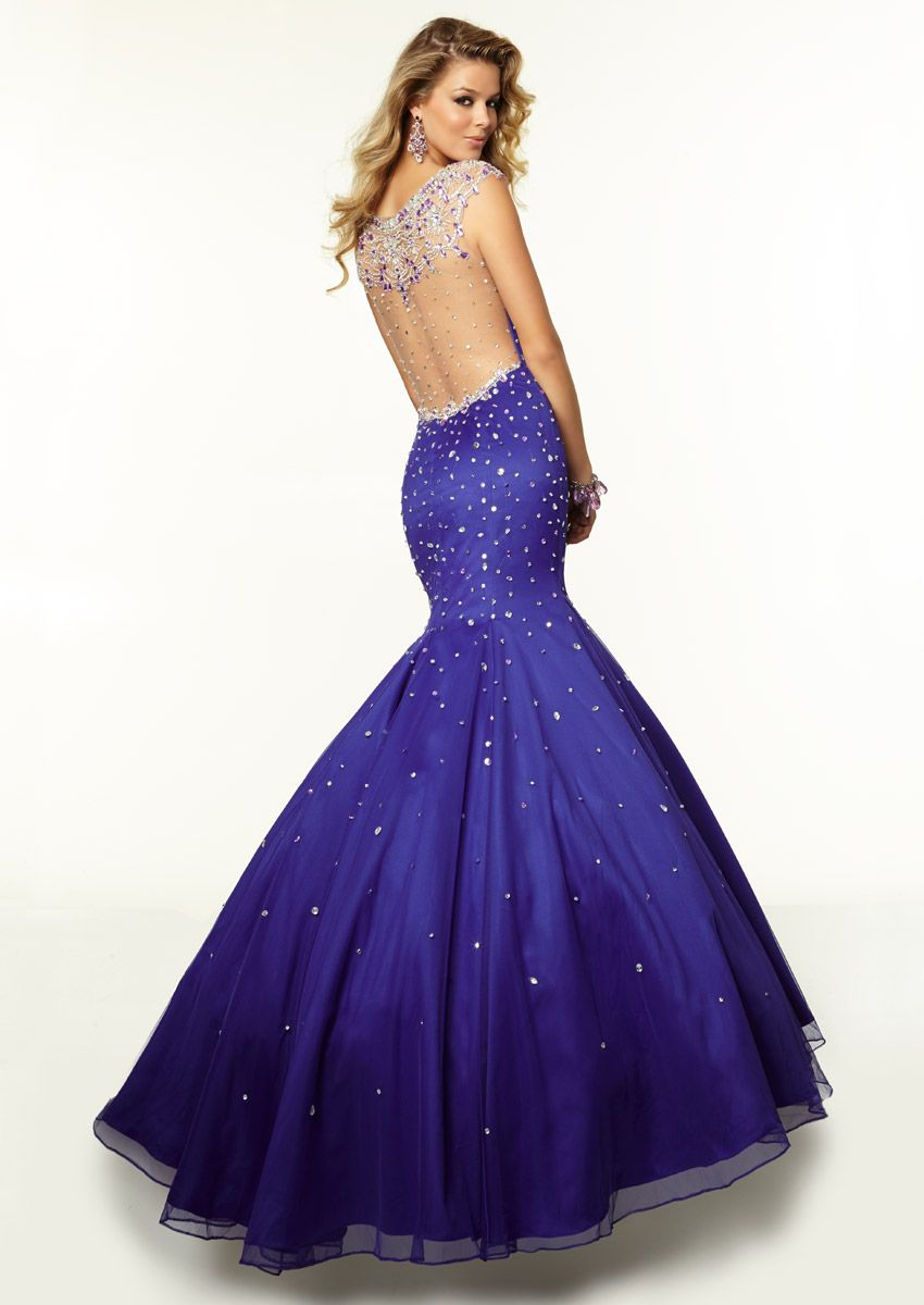 New for PROM 2015! Paparazzi gown from Mori Lee by Madeline Gardner ...