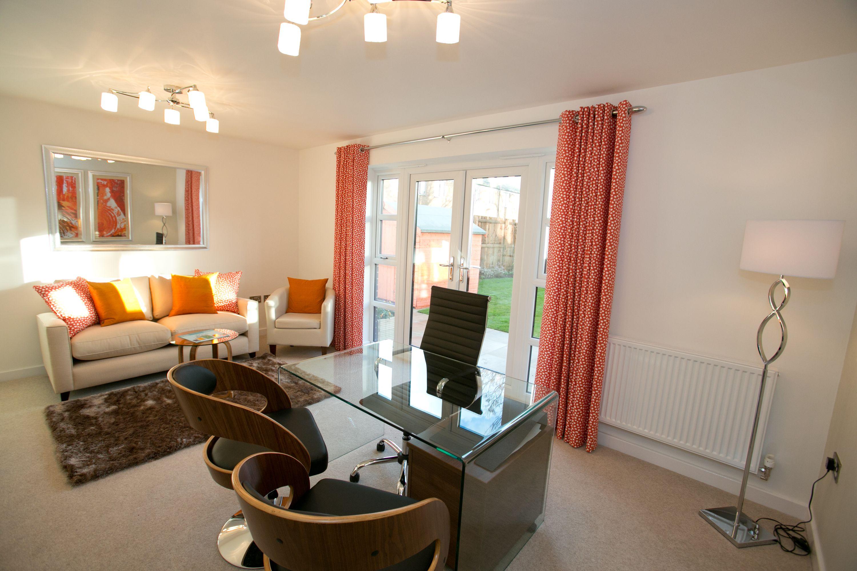 Living Room at Plumlife Development - Cityside, Gorton.