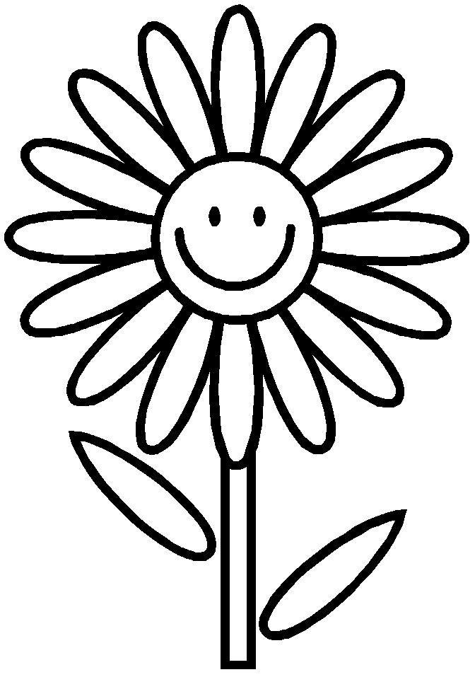 Pin de I T en Coloring - Flowers | Pinterest
