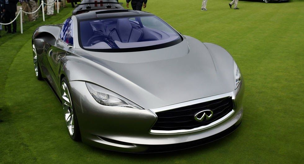 Infiniti To Launch Electric Sports Car By 2020 Carscoops Sports Car Electric Sports Car Car