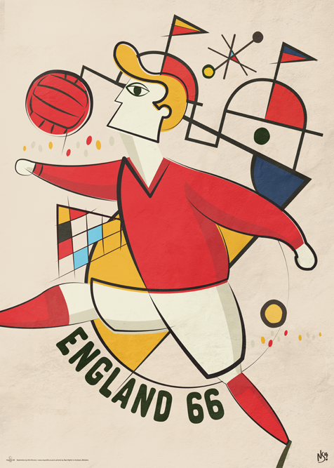 Repro vintage poster canvas photo poster football world cup france 1938 wc