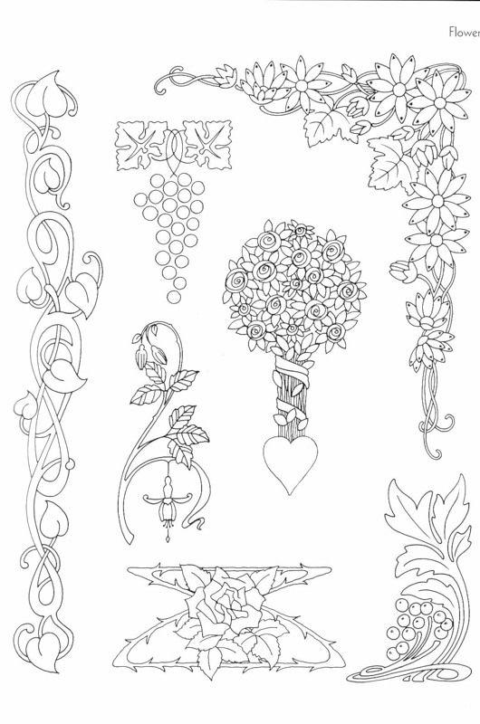 "Photo From Album ""Art Nouveau Designs"" On (с изображениями"