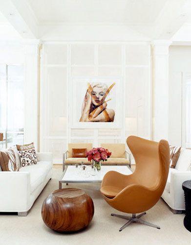 Arne Jacobsen S Egg Chair Roundup Egg Chair Interior Design Modern Interior