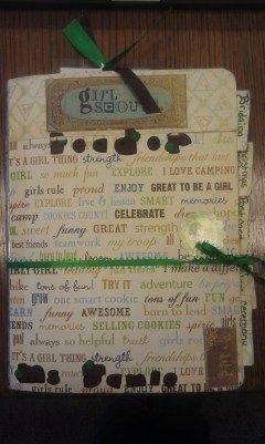 DIY Girl Scout Idea Book   Mom of 2 Peas