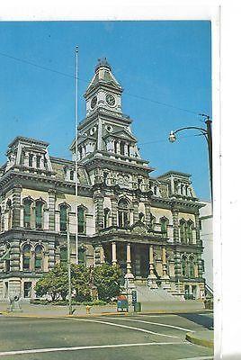 Zanesville Courthouse Christmas Lights 2020 Muskingum County Courthouse, zanesville, Ohio   Muskingum county