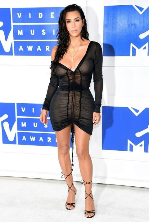 Kim kardashian nude under mesh useful