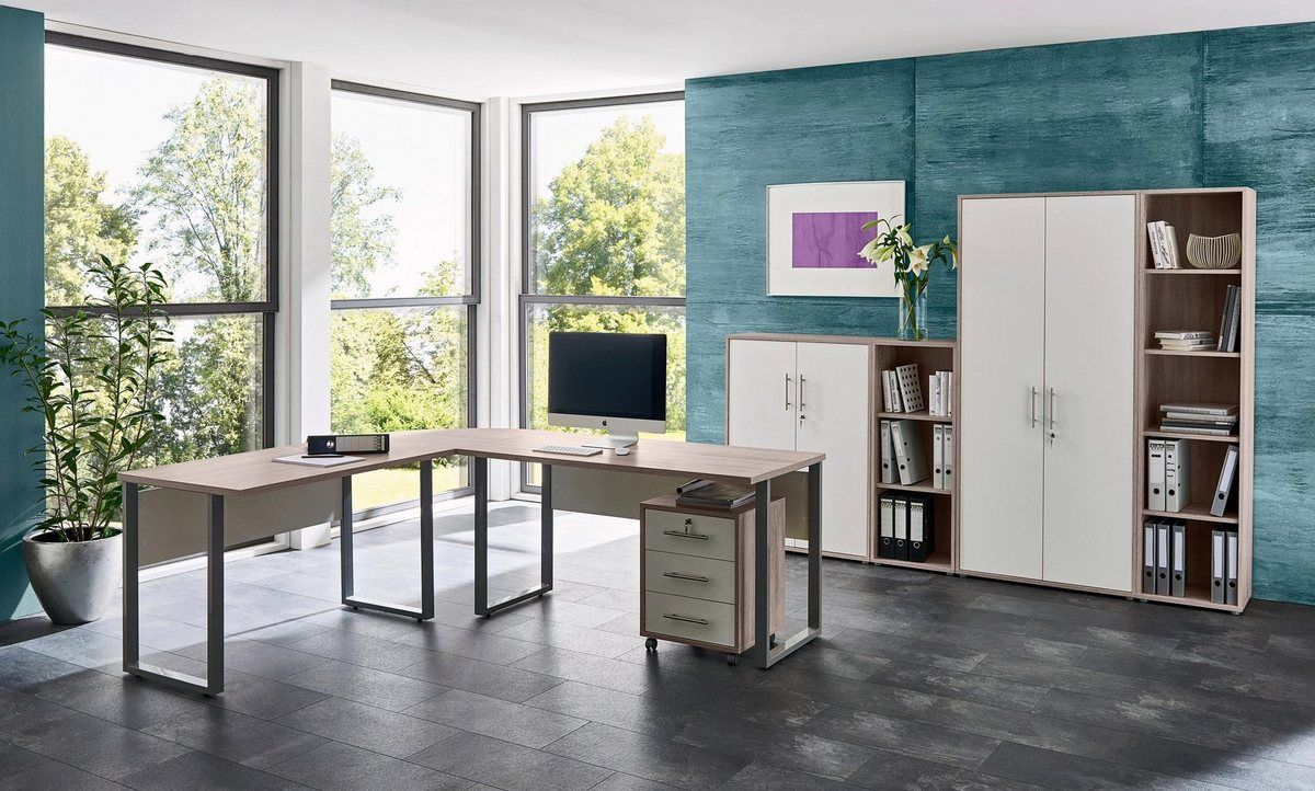 Bmg Buro Set Tabor Office 4 Set 8 St Kaufen Otto Buromobel Mobel Haus