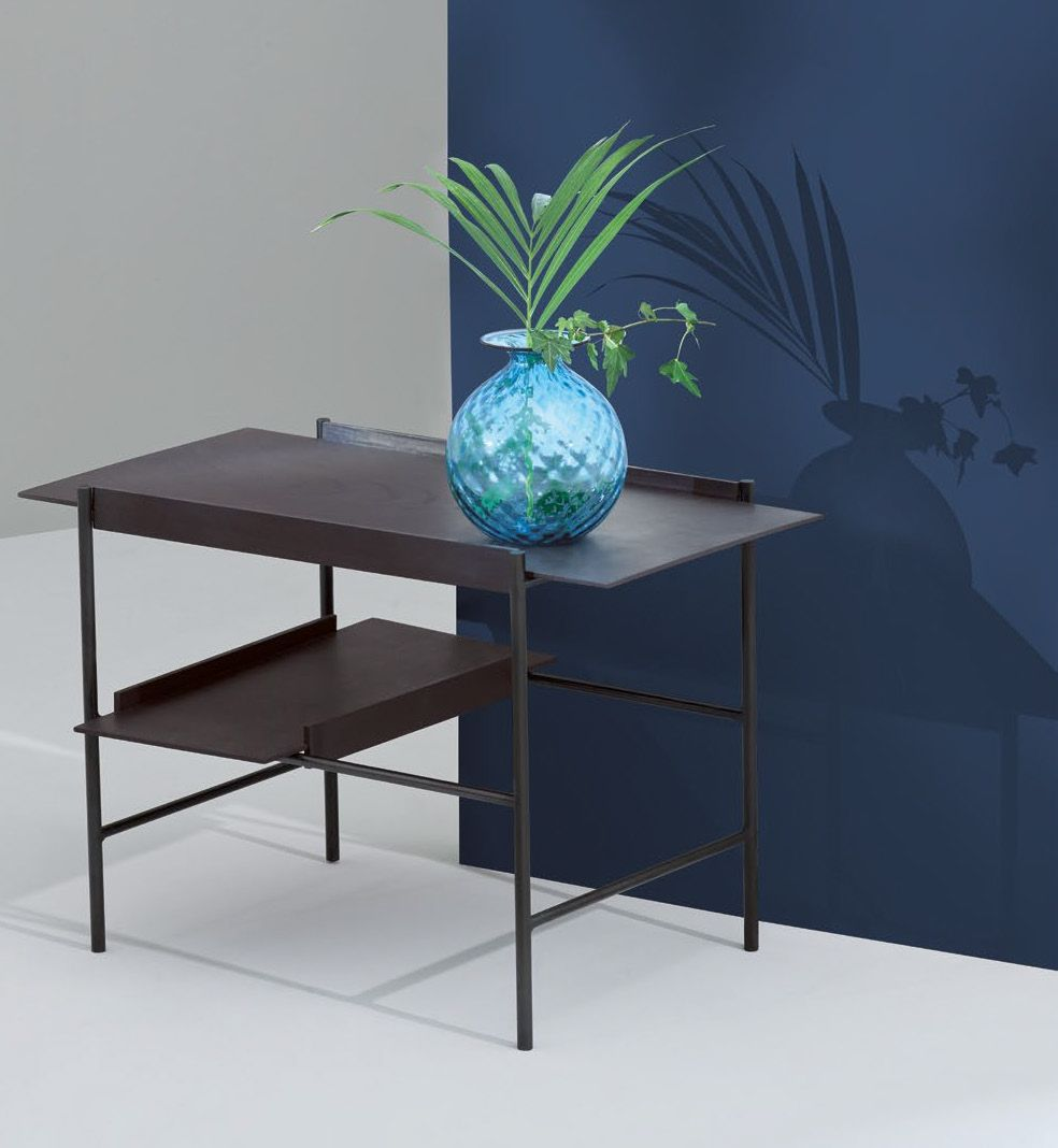 Elegant Kanso Tray Table By Laura Bilde For Please Wait To Be Seated. Seen At Salone