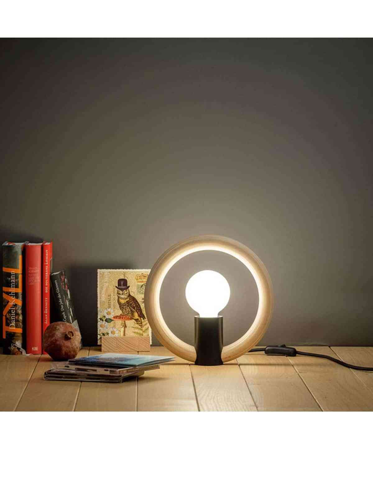 Design Holzlampe Rink Tischlampen Design Furniture Und Home Decor