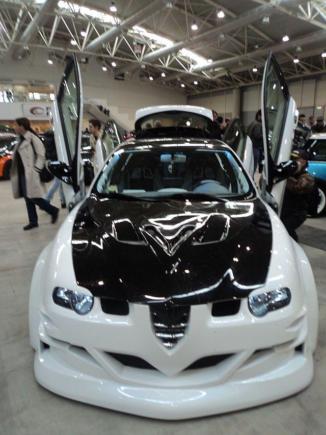 Alfa Romeo 147 (tuning)