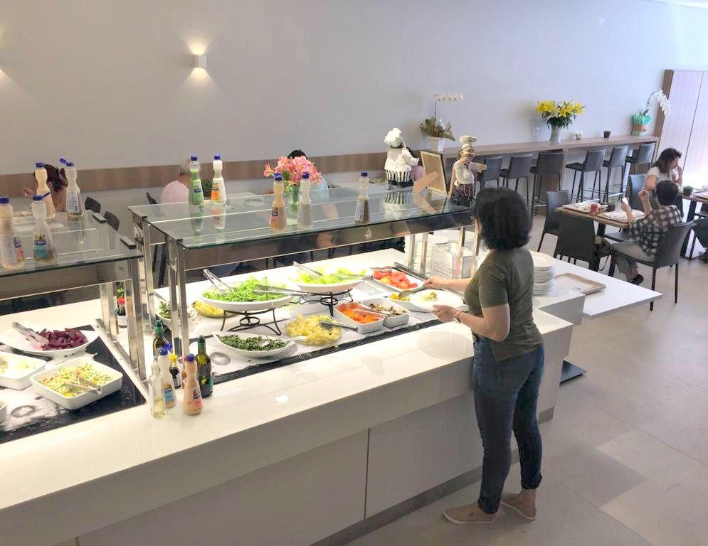 Teras Buffet Studioino Arquitetura E Design Para Foodservice