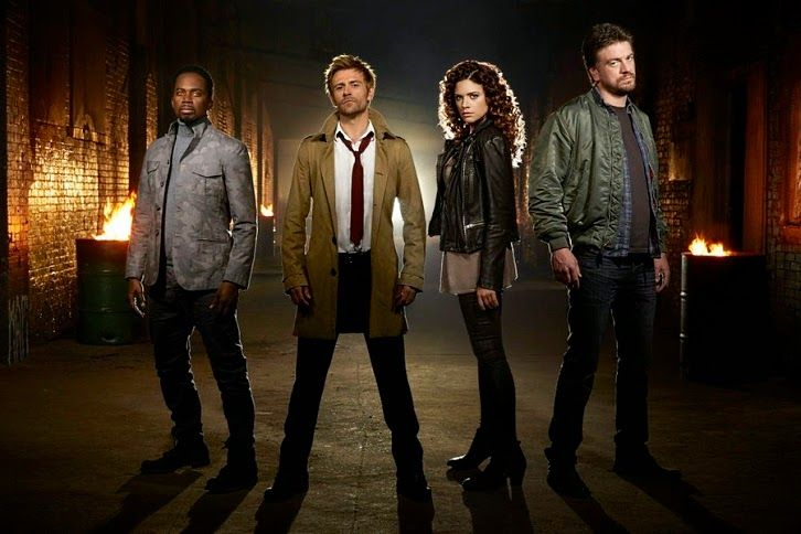 NBC has moved its embattled DC Comics show 'Constantine' from the 10pm time slot on Fridays to the earlier 8pm time slot, as well as announcing the show will return on January 16th.