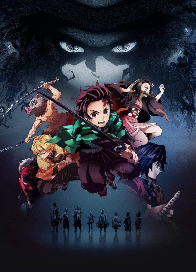 Critique de l'anime Demon Slayer Série TV 2019 en 2020