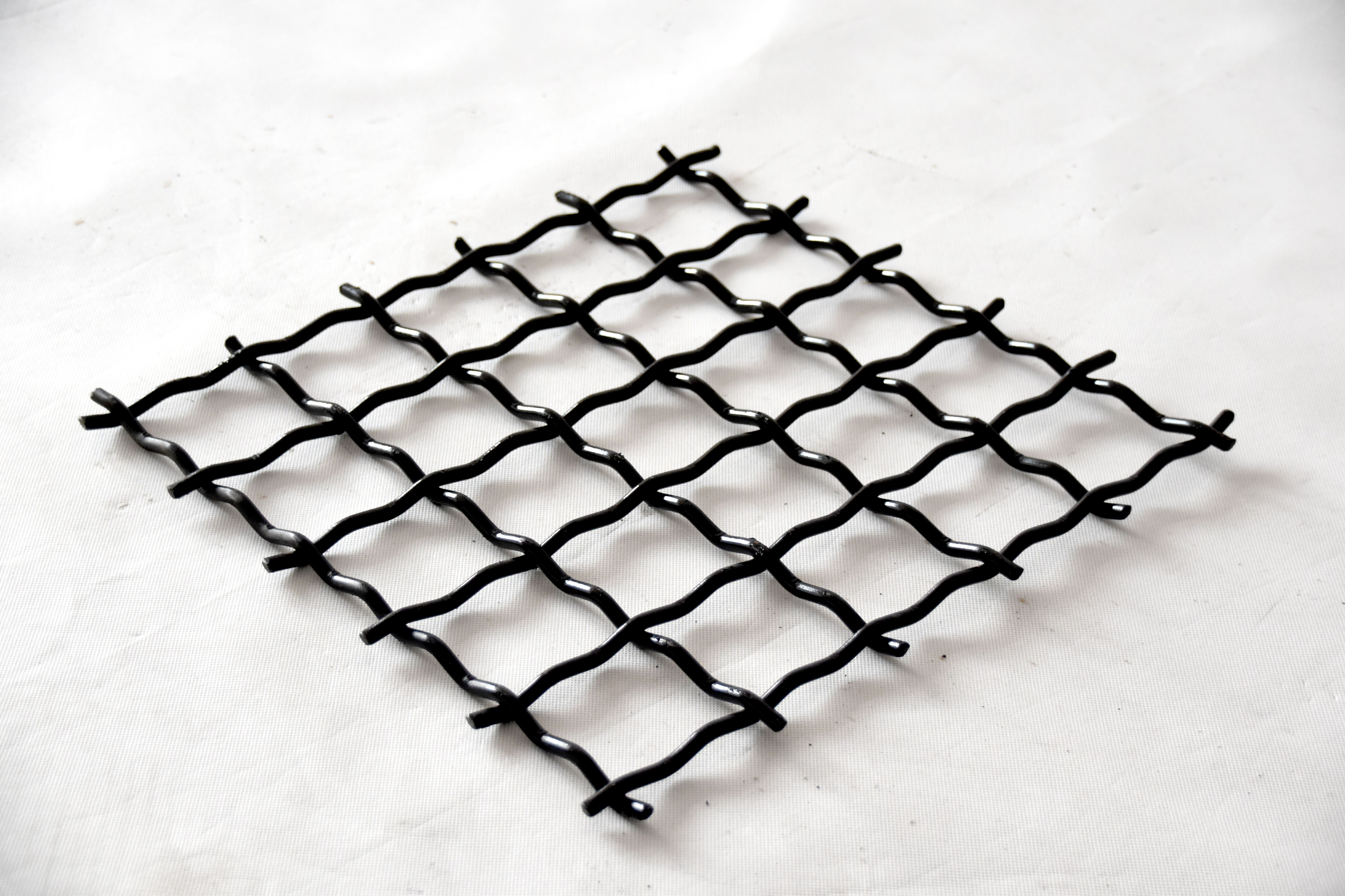 Steel Screen Mesh for Crusher Machine, Stone Crusher Screen Mesh ...