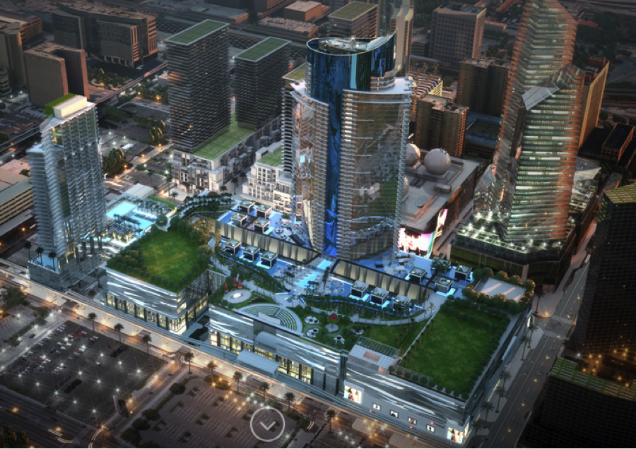 Miami Worldcenter  A Master Plan in the Making