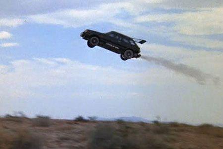 #32 Jackie Chan's Subaru GL in Cannonball Run