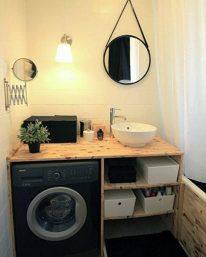 Inspiração para um banheiro multifuncional Fonte MMCC Architecture