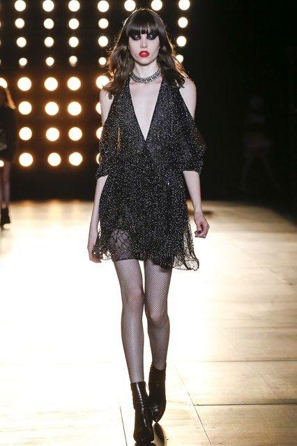 Saint Laurent Paris Fashion Week AW '15'16