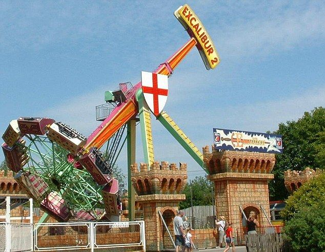 Theme Park Horror As Boy 12 With Special Needs Plunges 30ft From White Knuckle Ride Theme Parks Rides Theme Park Park