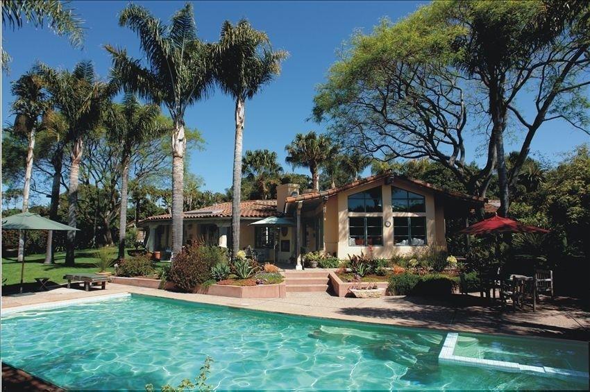 House vacation rental in santa barbara from