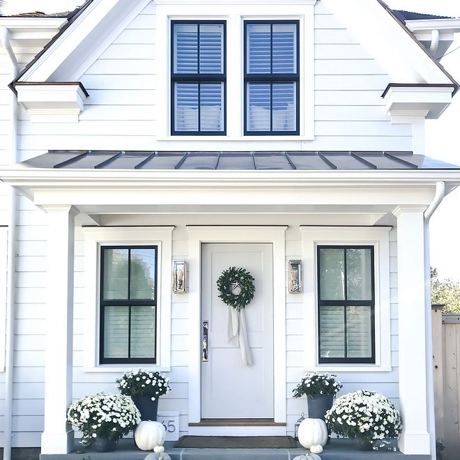 Beautiful Home Exterior Colors: Beautiful Homes Of Instagram: Connecticut Beach House