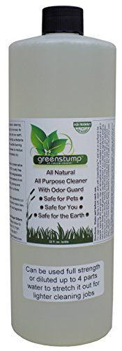 GreenStump 32 oz Pet Cage and Toy Natural Cleaner  Clean Your Cage in place -- Want to know more, click on the image.Note:It is affiliate link to Amazon.