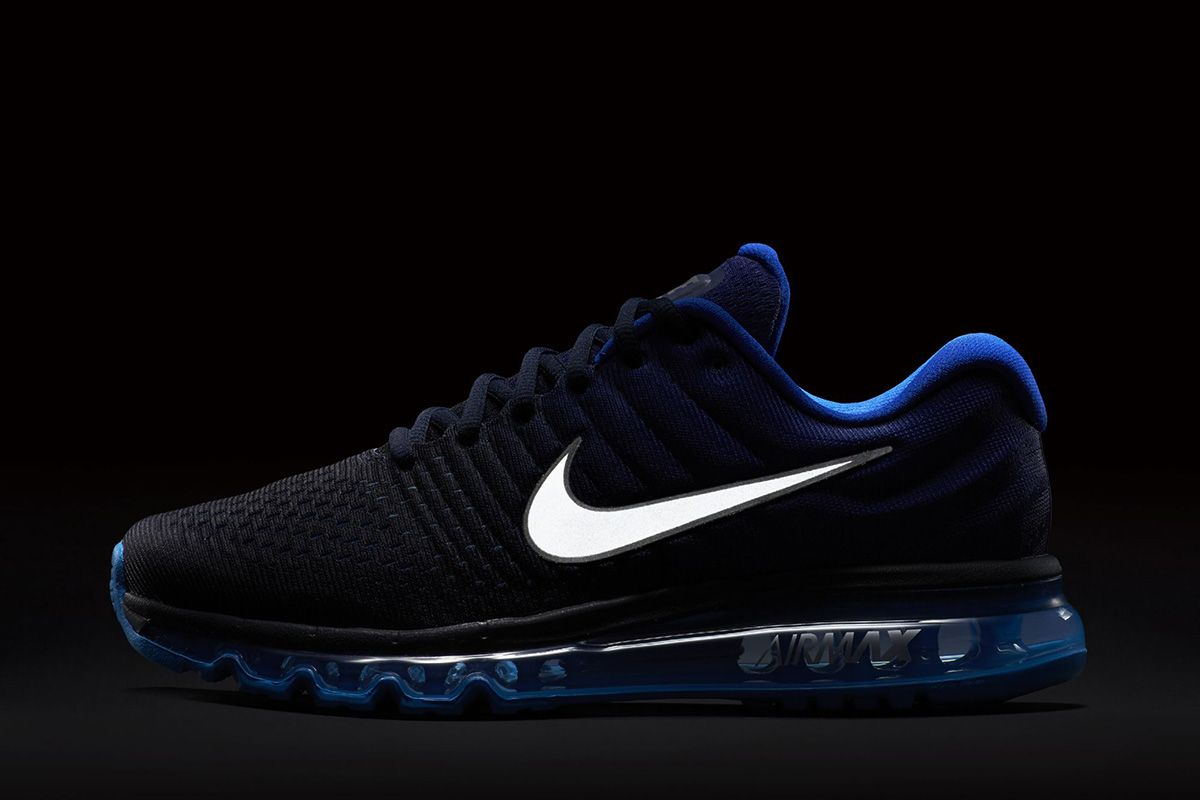 "Coming in November: Nike Air Max 2017 ""Dark Obsidian/Deep Royal Blue"""