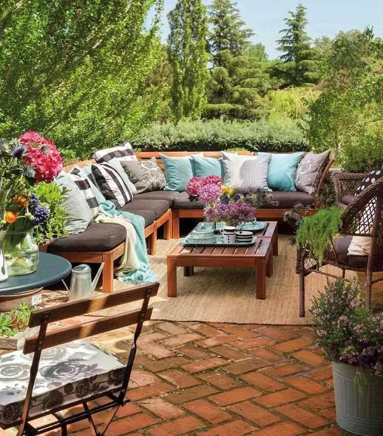 ecksofa terrasse bestseller shop f r m bel und einrichtungen. Black Bedroom Furniture Sets. Home Design Ideas