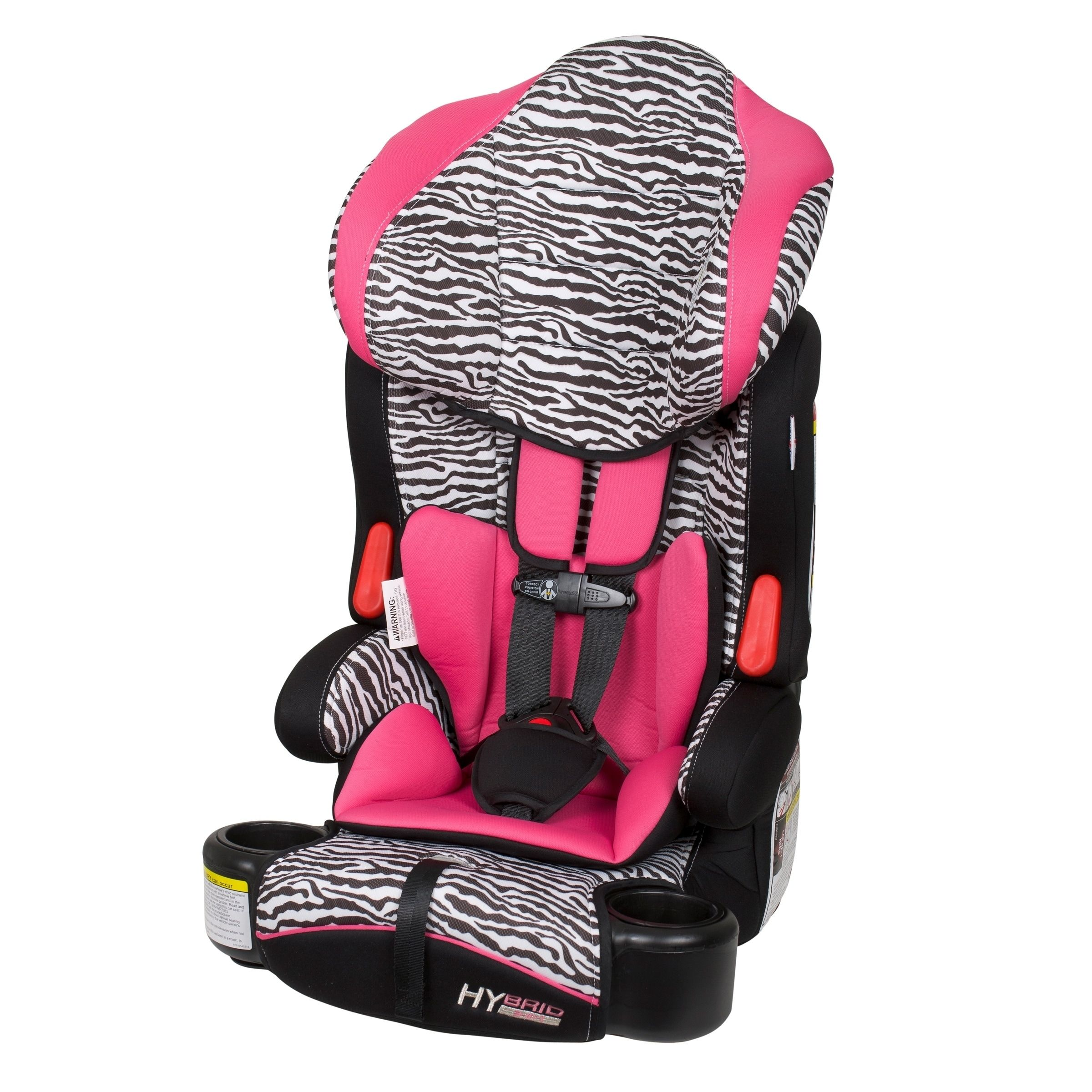 Baby Trend Hybrid 3 In 1 Booster Car SeatCarrie Multi