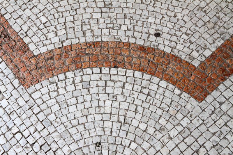 Granitpflaster Selbst Verlegen Ein Pflaster Aus Granit In Mustern - Granitfliesen legen