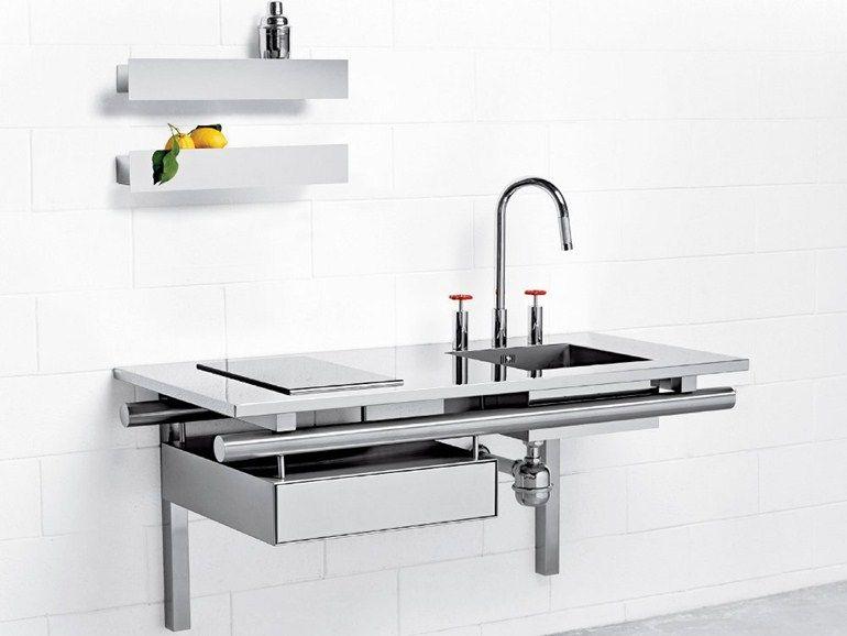 Opinion Ciatti AXIS Wall Modulo cucina freestanding componibile ...