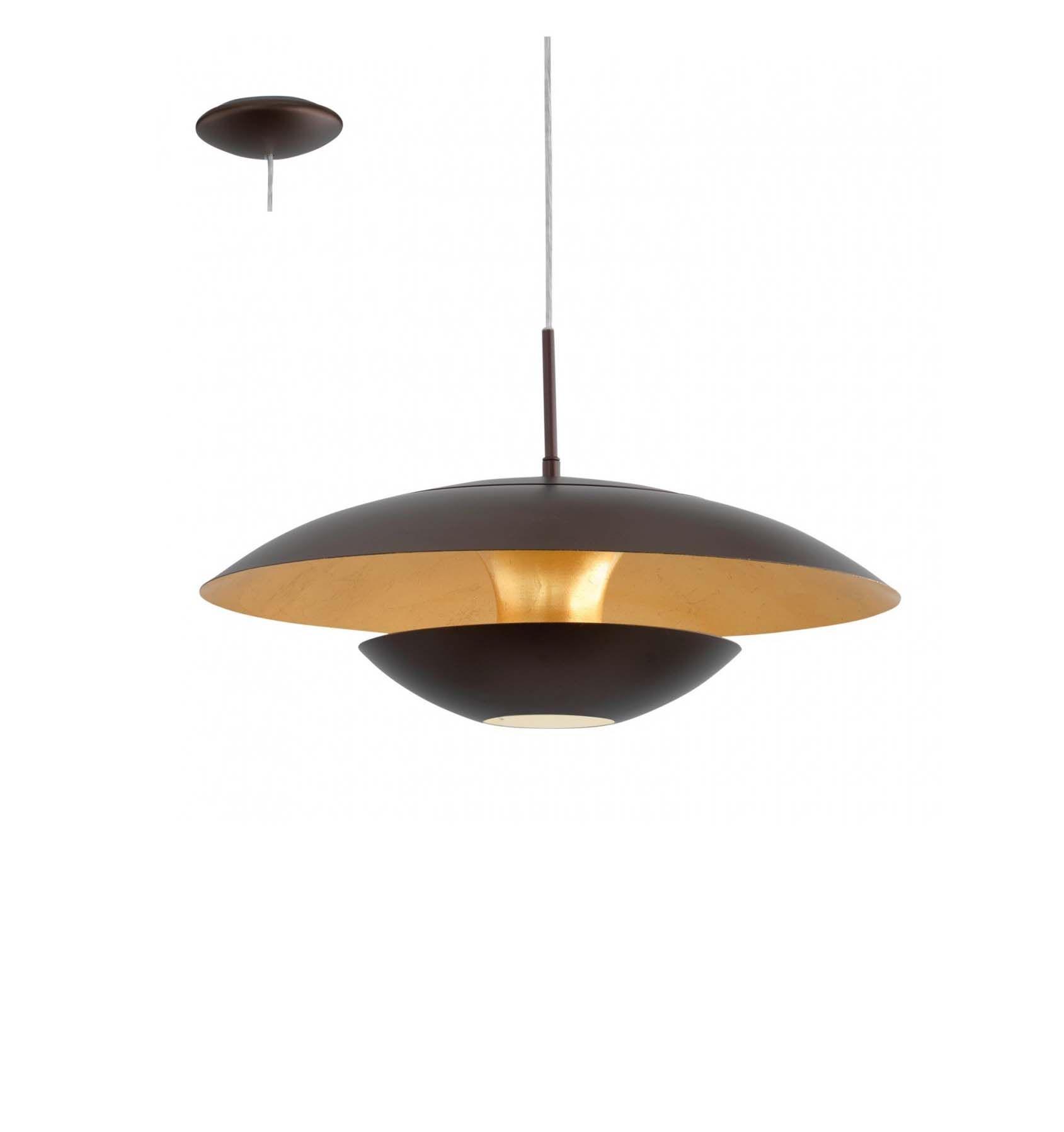 Lampadario Moderno Design Struttura In Metallo Colore